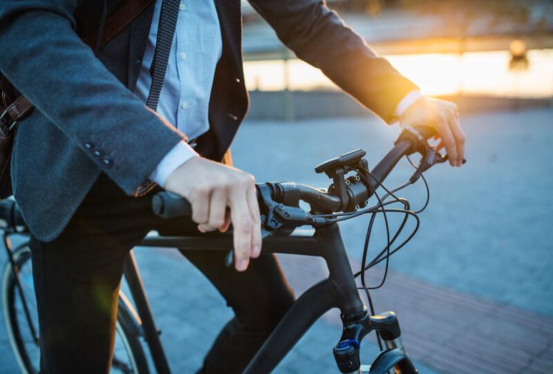 Elektrische-fiets-van-de-zaak